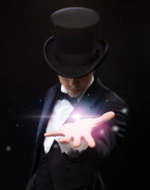 تماس با شعبده باز