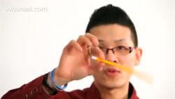 اسرار خم کردن مداد