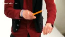 ناپدید کردن اسکناس توسط مداد